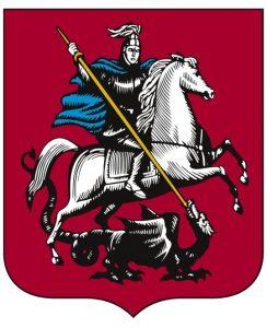 gerb moskva