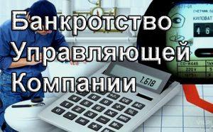 Upravlyushay kompaniy bankotstvo
